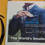 世界最小充電器「Innergie USB C Charger」を米Amazonで購入