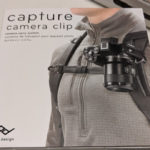 【カメラを気軽に着る】ピークデザインのCP-BK-3をリュックに装着