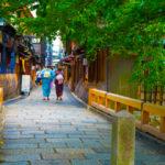 水あふれ風が吹く、現代の花街「祇園四条」