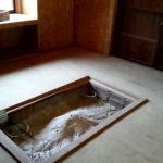 【DIY】床の断熱。囲炉裏の有効性。山林の小屋作り