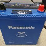 パナソニックCAOS(C6 N-60B19L/C6)をサンバーにつけてみる