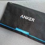 ANKERのPowerPort Solarの使い勝手について