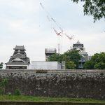 【熊本観光】熊本城の城主になってみた。