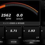 【OBD2】エブリイをレーサー仕様に。iPadでエンジン回転数を知る