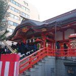【新宿】花園神社で初詣。商売繁盛のご利益を受けてたはずだったのに