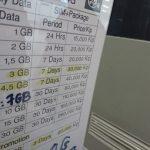 【ラオス】現地SIMを購入してネット回線をつなぐ