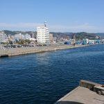 カーフェリーで桜島へ。レンタカーで島を一周してみて