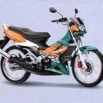 タイホンダdash125RSという街中最強バイク