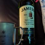 アイリッシュウイスキー・ジェムソンのコーヒー割