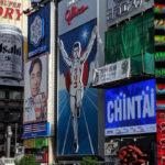 【宗右衛門町】大阪ミナミを練り歩く【何もしない】