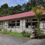 【千葉県大多喜町】廃校を改装した蕎麦屋「もみの木庵」に行く
