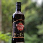 【ラム酒】葉巻のコイーバをつまみにハバナ・クラブ7年を【キューバ】