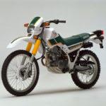 下駄として買ったセロー225は林道とかに最適なバイクだった
