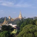 スーレーパゴタなどヤンゴンダウンタウンを観てまわる