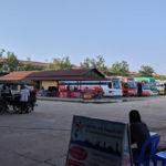 カンボジアからタイへ。バスで行く陸路国境越え