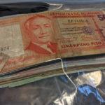 手元に余った外貨コインを日本で両替してみた。