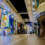 コロナの明ける前。川崎夜の街散歩。