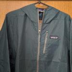 【パッカブル】パタゴニアのフーディニジャケットを買ってみた。