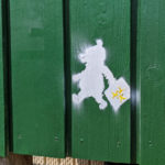【Banksy】資産価値アップ!?山林小屋にバンクシーが??【Japanksy】