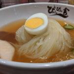 【ぴょんぴょん舎】盛岡三大麺の冷麺を仙台で。