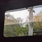 【DA17V】エブリイの後部座席窓に網戸つけてみた