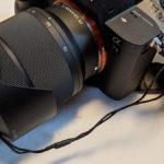 【ミラーレスカメラ】α7iiをカスタムしていく
