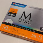 1000年後の君へ。長期保存用光ディスク「Mディスク」を買ってみた