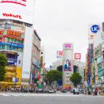 悪そうなヤツが思春期も早々に渋谷探索。20年前と今