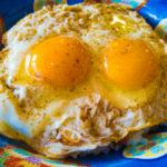 【まかない飯】今治名物「焼豚玉子飯」は発祥の地「白楽天」で
