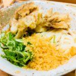 天ぷらが揚げたて!川崎駅構内にあるうどん店「ふたば製麺」