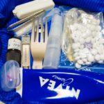【最軽量クラス】旅行用トイレタリーバッグ、10gへ。